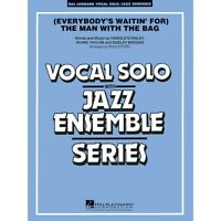 (Everybody's Waitin' for) The Man with the Bag (Key: A-flat) Jazz Band Level 3-4