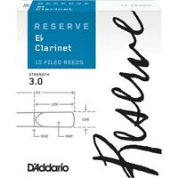 D'Addario Woodwinds D'Addario Reserve Eb Clarinet Reed 3