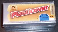 Rico Plasticover Bb Clarinet Reeds, Strength 5 , 5-pack New in Sealed Box
