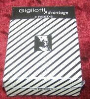 Gigliotti Advantage Reeds - Choose Eb Clarinet, Bass Clarinet or Soprano Sax