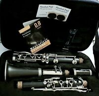 Buffet Clarinet B12 & Case with Pockets. Perfect for Marching or Concert Band!!