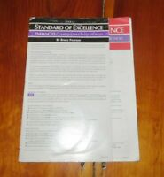 Standard of Excellence Book 1 Clarinet Enhanced Comprehensive Band w CDs Pearson
