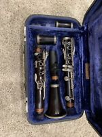 1972 Buffet Crampon R-13 Clarinet/ With Nickel Plate Keys