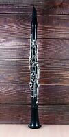 USSR Soviet Russian Сlarinet Vintage musical wind instrument 1960 WITH CASE Fine