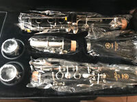 2021 New YAMAHA YCL 250 Clarinet with In Beautiful Box Free Shipping