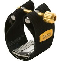 Rovner Versa Clarinet Ligature and Cap Fits Bass Clarinet Mouthpieces