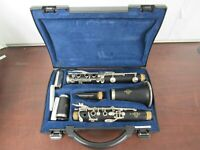 Buffet Crampon Paris B12 Clarinet W/Carrying Case Made In Germany [39d]