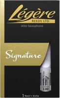 Legere Synthetic Signature Alto Sax Reed - 1 Reed