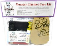 Monster Oil Care and Cleaning Kit for Clarinet