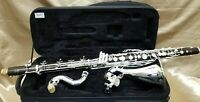 Buffet Crampon 1183R Prestige with Low C Extension Bass Clarinet