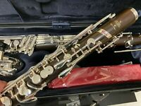 BUFFET TOSCA 1195-20 Bass Clarinet NEW