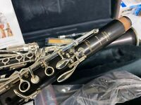 Buffet Crampon TRADITION A Clarinet Silver Plated BC1216L-20 NEW! MAKE OFFER!!!
