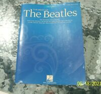 The Best of the Beatles 2nd edition Solos Bb Instruments sheet music book