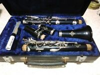 Buffet B12 Student Bb Clarinet Made in West Germany Excellent