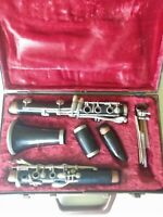 Buffet Crampon Evette France 149031 Student Case B 45 Preowned Not Tested