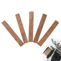 5X clarinet cork 91 x 13 x 2 mm cork sheets for saxophones musical accesso MN