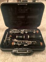 Yamaha Advantage YCL-200ADI Clarinet - Complete And Works Perfectly