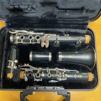 Yamaha Clarinet Bb YCL-250 ABS resin Mint condition Beginner Musical instrument