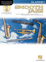 Smooth Jazz Clarinet Solo Intermediate Sheet Music Play-Along Book CD Pack