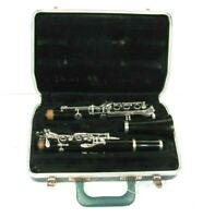 Selmer Bundy Mazzeo Model Clarinet  324257 With Case, As IS