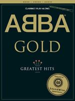 ABBA Gold: Clarinet Playalong  Clarinet  Book and Audio Online