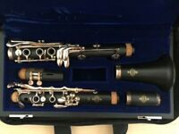 Buffet Crampon Germany E11 PLUS wood clarinet music instrument from japan