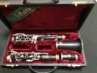 Selmer Series 9 Star model  Clarinet in excellent condition used from japan