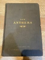 New Anthems Published By G. Schirmer 💫Rare Book💫