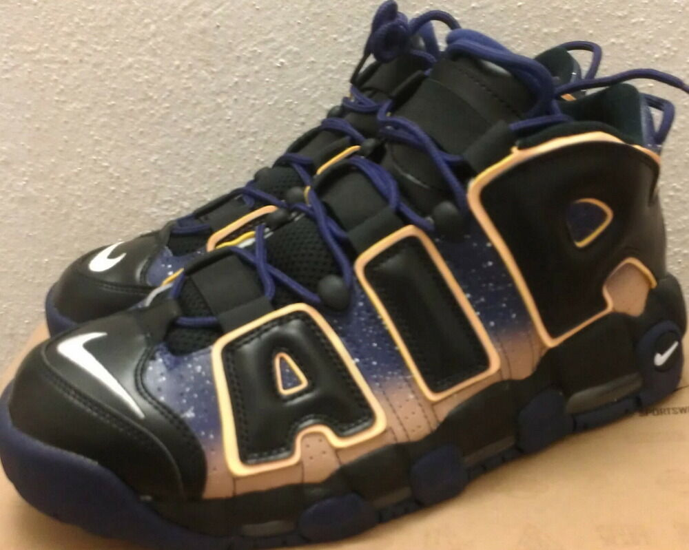 043be6c25b2d Nike Air More Uptempo HOH Scottie Pippen Dawn to Dusk Pack RARE SIZES