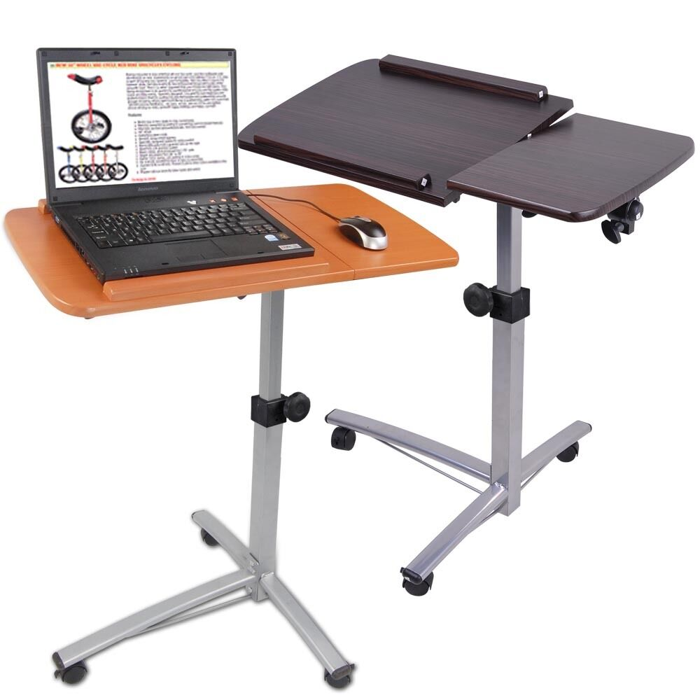Excellent Portable Rolling Laptop Desk Table 1000 x 1000 · 66 kB · jpeg