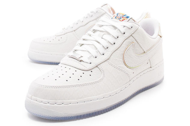 the best attitude a44c8 51b8e Nike Air Force 1 Low Supreme I/O YOTD NRG Year Of The Dragon White