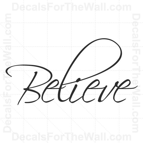 Vinyl Wall Decal Art Decoration Decor Quote Inspirational Sticker From