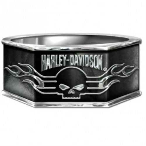 Franklin mint harley davidson rings in jewelry watches for Harley davidson jewelry ebay