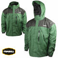 Frabill F2 Surge Jacket Green, Medium Fishing Rain Coat MSRP $150