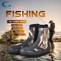 Men 5MM Neoprene Fishing Shoes Non-slip Durable Protection Upstream Diving Boots