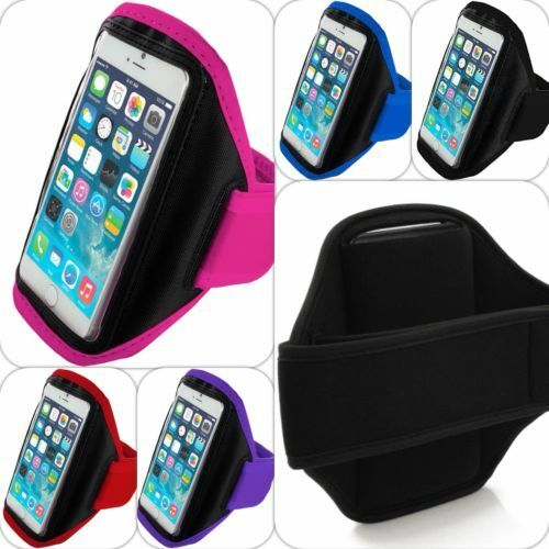 New arm band strap for sport gym jogging running pouch for various mobile phones Prezzo: € 1,43