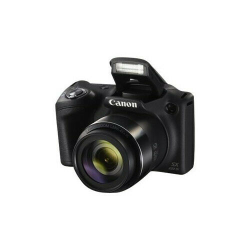 Canon powershot sx430 is 20 5 mp 45x 24mm video hd wi fi nfc 