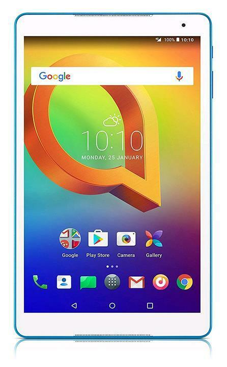 Alcatel a3 tablet 4g wifi con display da 10 quad core da 1 1 ghz 2gb ram 