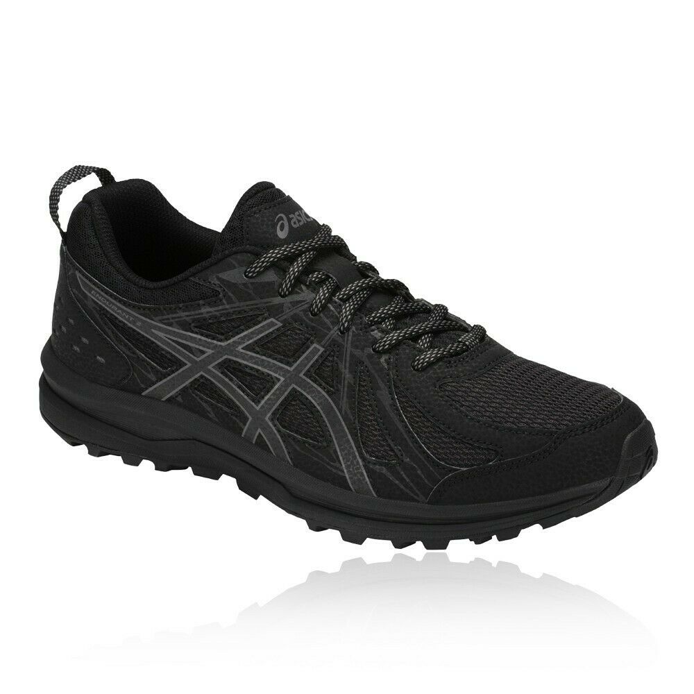 Asics scarpe running frequent trail uomo asics art 1011a034 021 carbon red 
