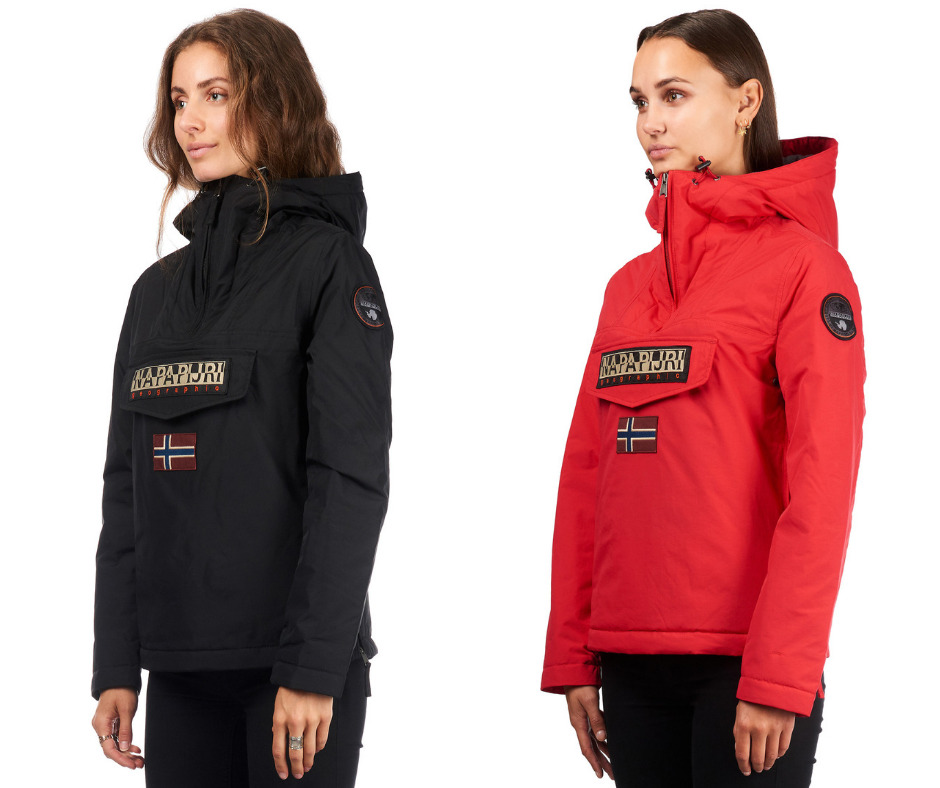 Rainforest napapijri donna winter 2 n0yi4z autunno inverno 2018 19 