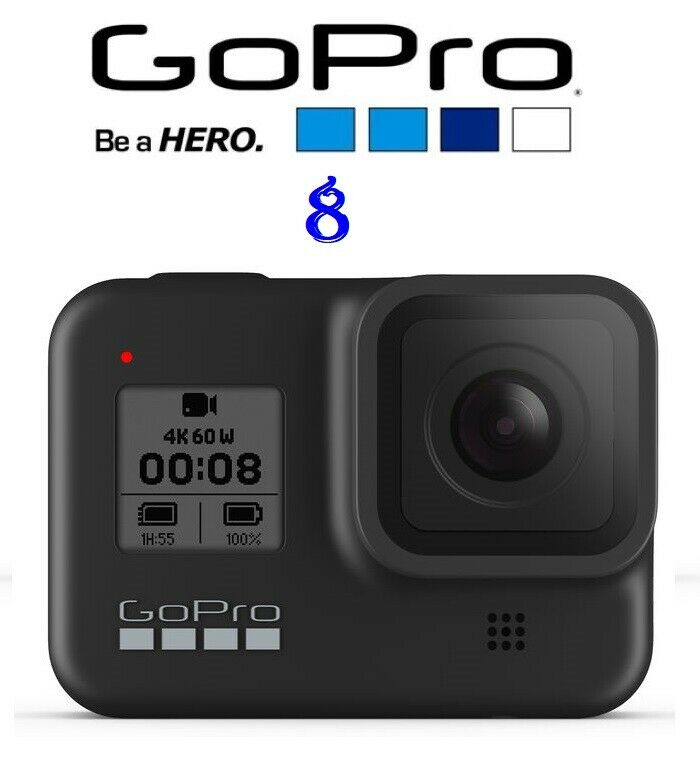 Gopro go pro hero 7 silver action video camera digitale 2019 