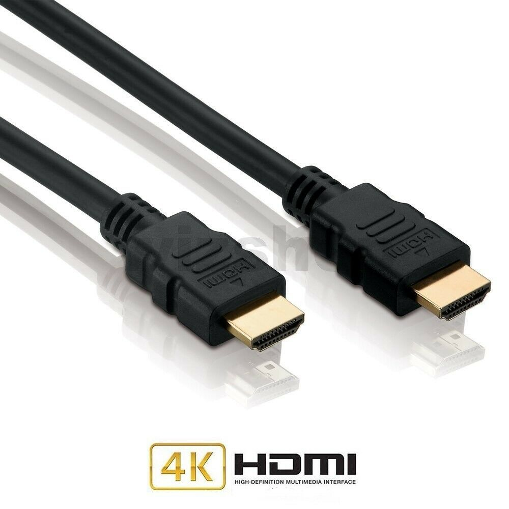 Cavo hdmi 4k 1 4 high speed da 0 5 a 20m ethernet 3d full hd tv pc audio video 