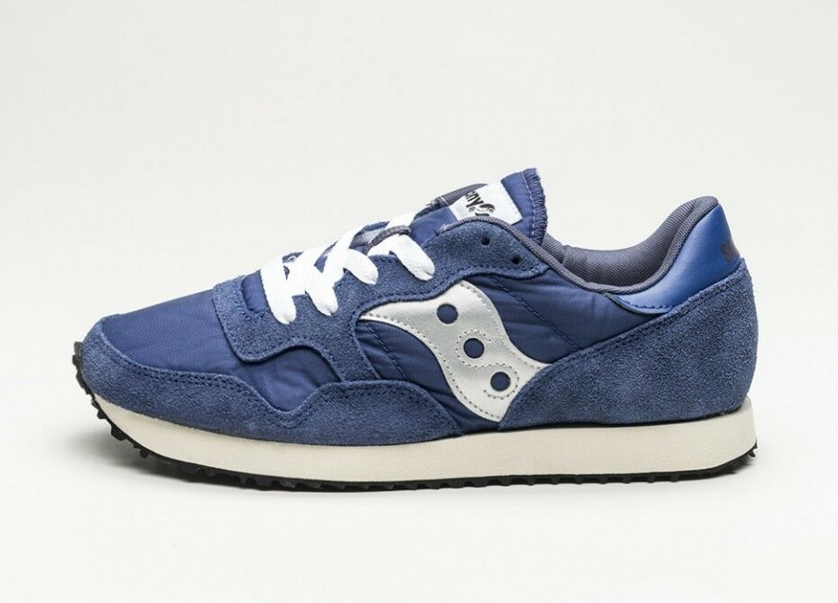 Saucony scarpe sneakers uomo shoes running dxn trainer vintage navy s70369 5 
