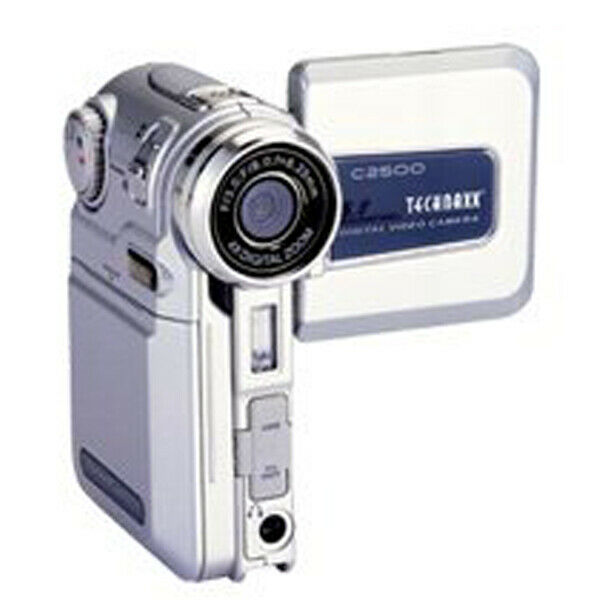 Videocamera digitale 12 megapixel display lcd 1 7 video foto usb mp3 audio 