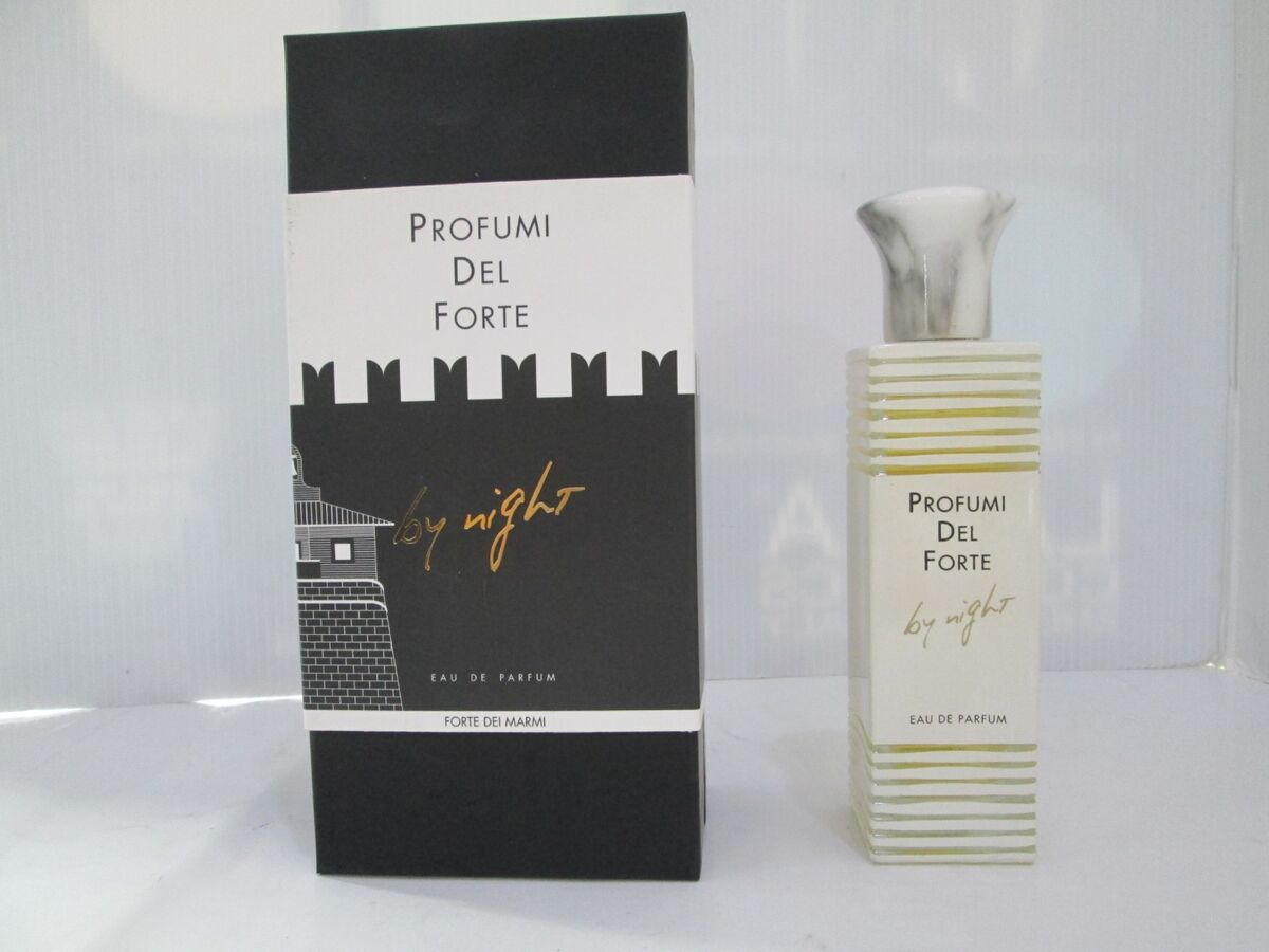 by night for woman profumi del forte profumo donna edp 100ml spray 