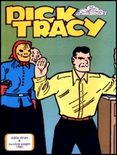 New comics now n 377 dick tracy daily strips e sunday pages 1943 gould chester Prezzo: € 20,47