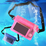 Magik Waterproof Waist Pouch Bag Underwater Dry Case Cover Fanny Pack Swimming