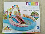 INTEX Candy Zone Play Center Inflatable Swimming Pool Slide Summer FUN