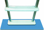 Protective Swimming Pool Ladder Mat Pervent Slide Safety Non Slip Pad 9X24 Inch