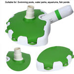 Swimming Pool Suction Vacuum Head Brush Cleaner Above Ground Cleaning Tool Net